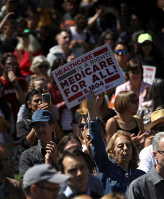 Medicare For All Bill In San Francisco