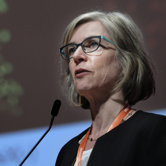 Jennifer Doudna - Genome Editing Conference