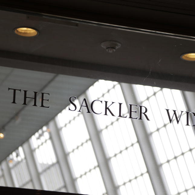 The Sackler Wing