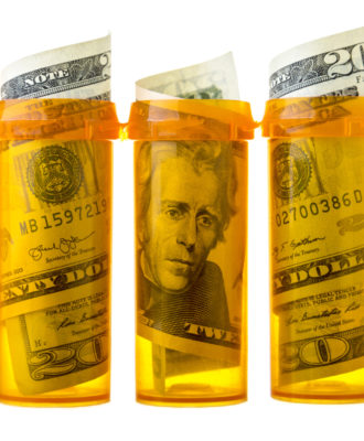 Medical costs photo illustration
