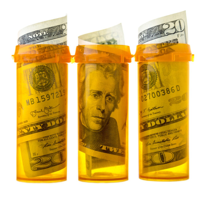 Medical costs photo illustration