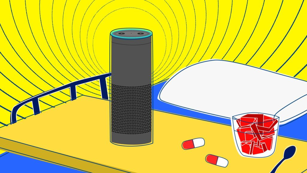 New voices at the bedside: Amazon, Google, Microsoft, and Apple - STAT