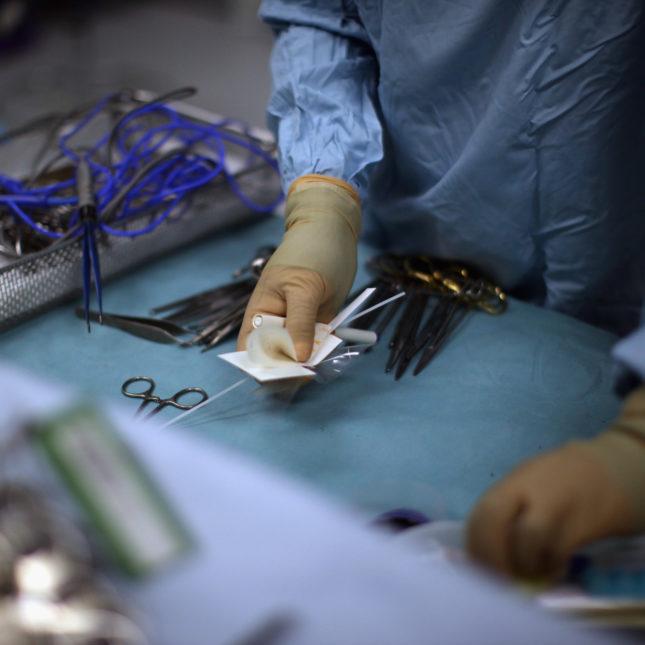 Surgery - operating room