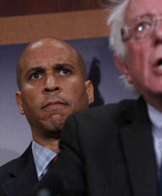 Booker and Sanders