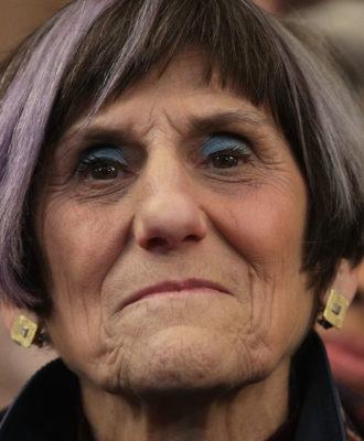 U.S. Rep. Rosa DeLauro