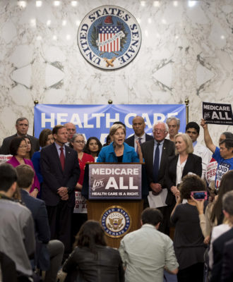Medicare for all democrats