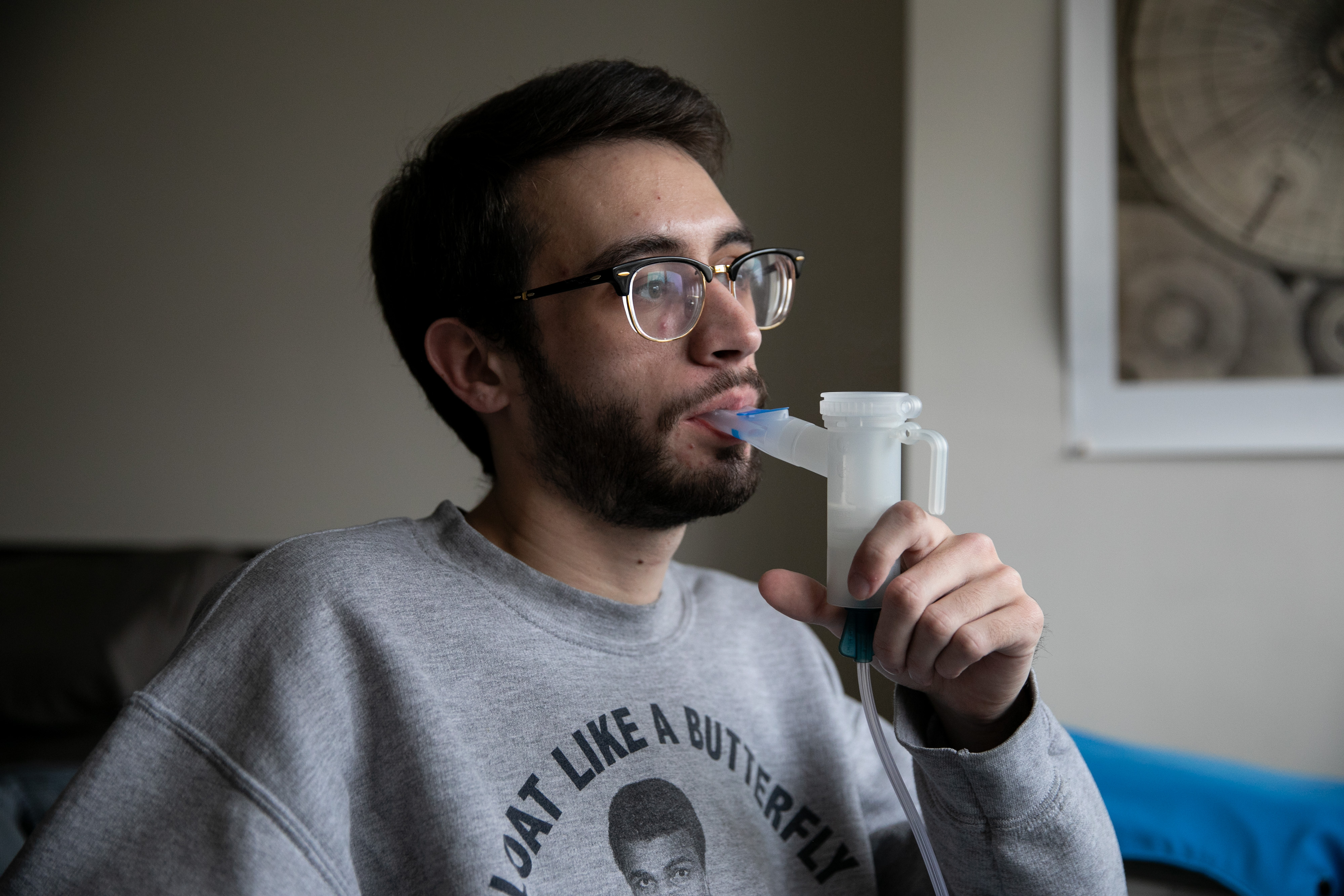 As cystic fibrosis drugs deliver new hope, progress isn't