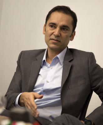 Millipore CEO Udit Batra