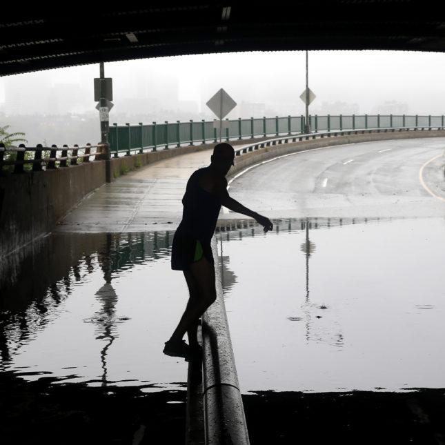 Cambridge flood