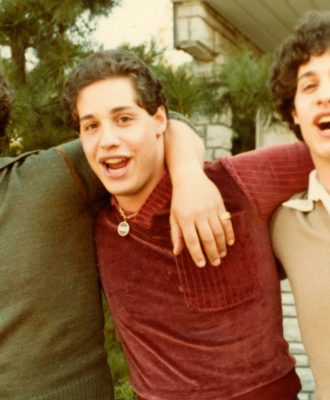 Three Identical Strangers promo