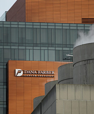 Dana Farber Cancer Institute.