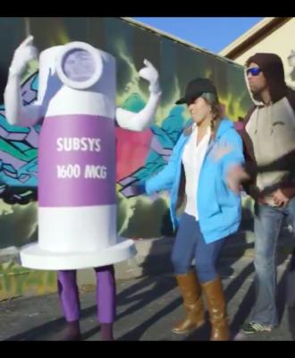 Subsys 1600 mcg video