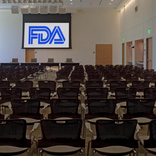 FDA room data strategy