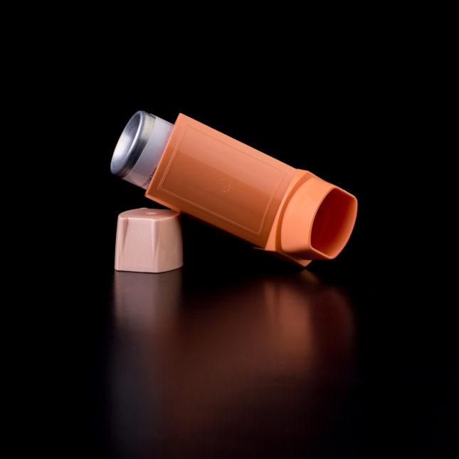 Asthma Inhaler