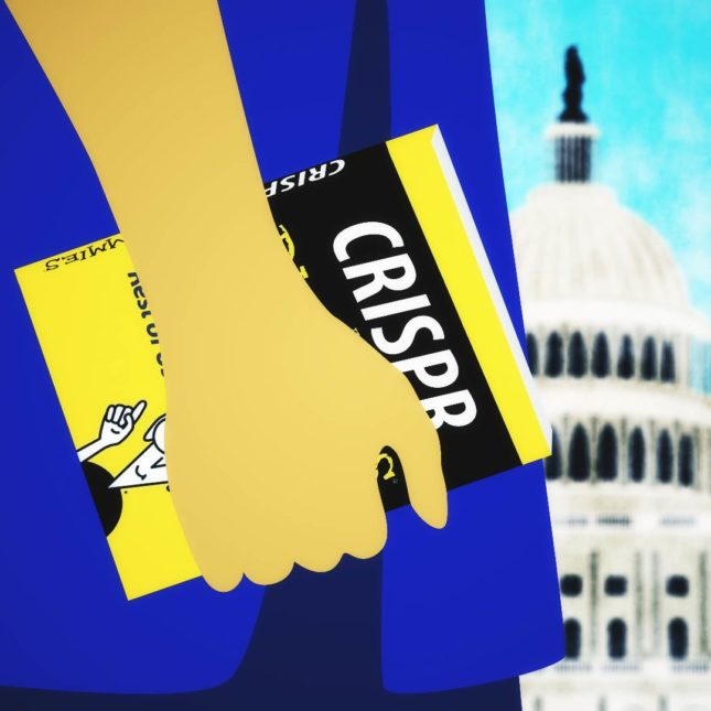 CRISPR for congress