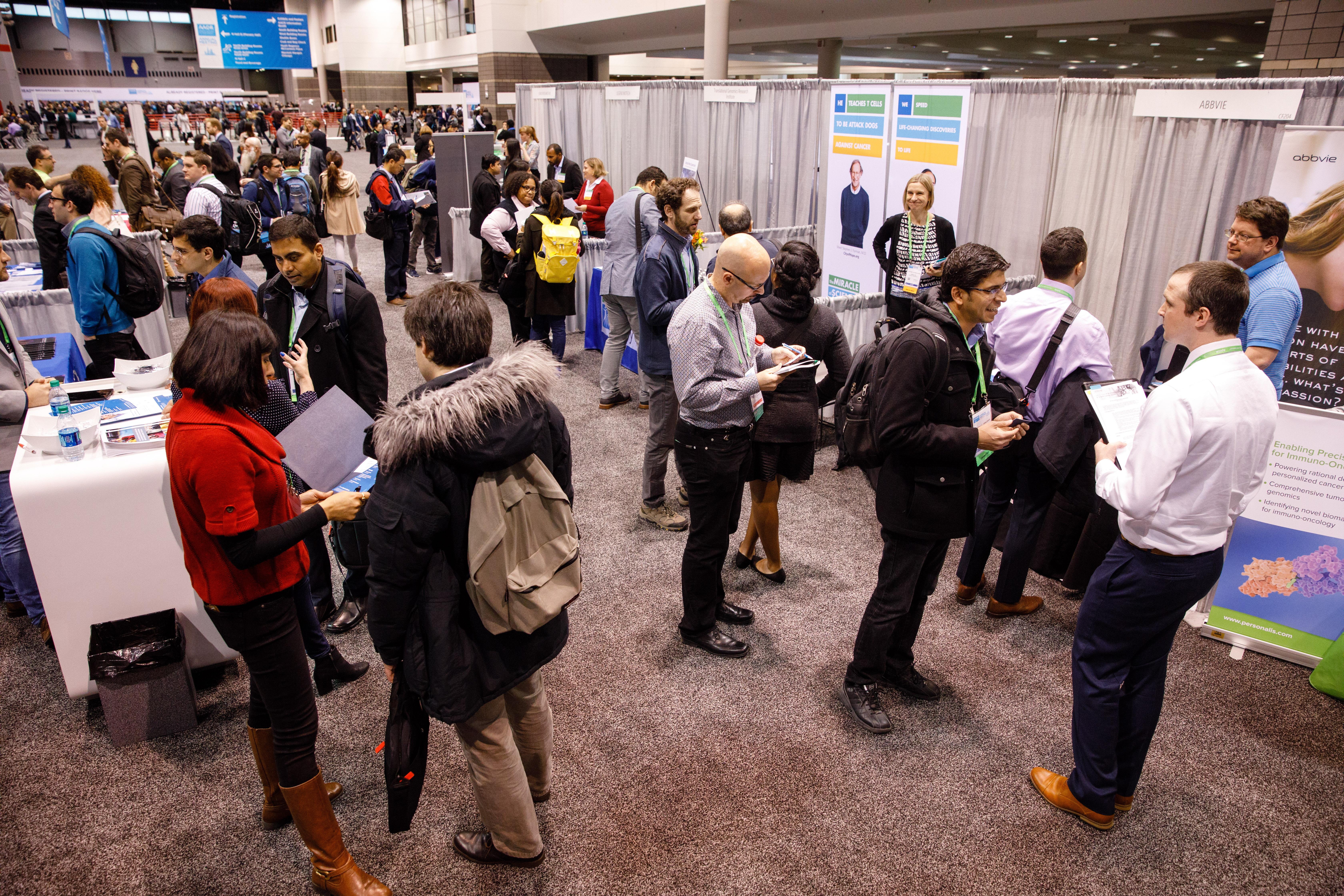 2019 Cancer & Biomedical Research Career Fair - STAT