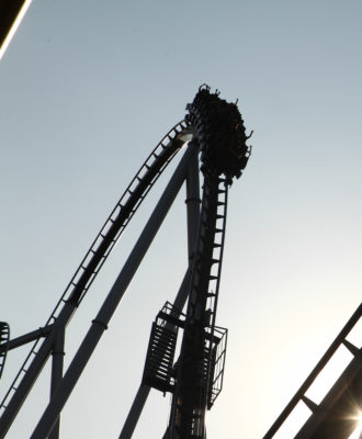 Rollercoaster - Up and Down