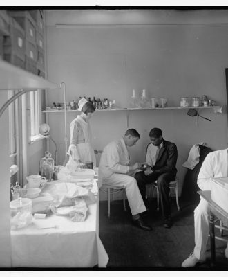 Hospital 1918