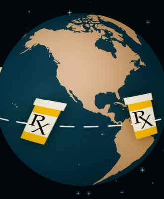global pharma cooperation