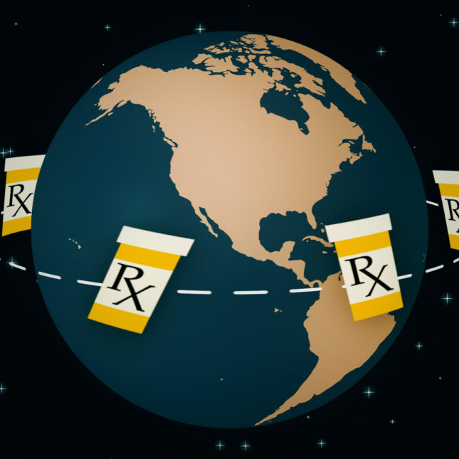 global pharma cooperation
