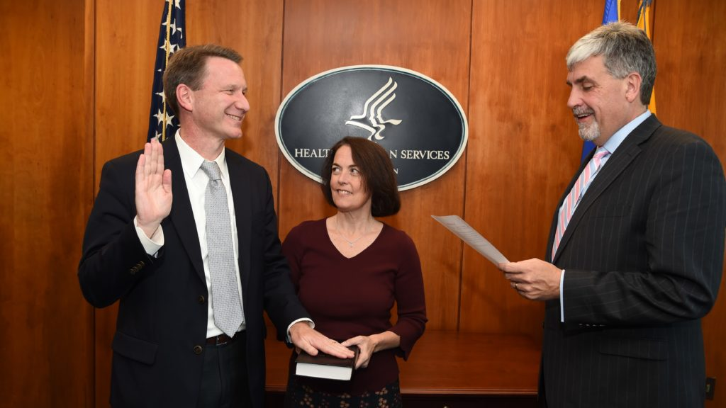 A believer in biotech and big data: How Ned Sharpless vaulted to the top of the FDA