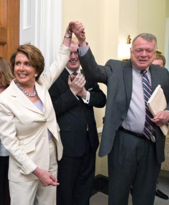 Nancy Pelosi, Wendell Primus