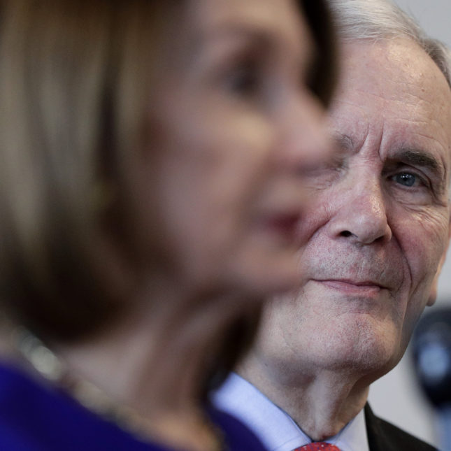 Nancy Pelosi & Lloyd Doggett