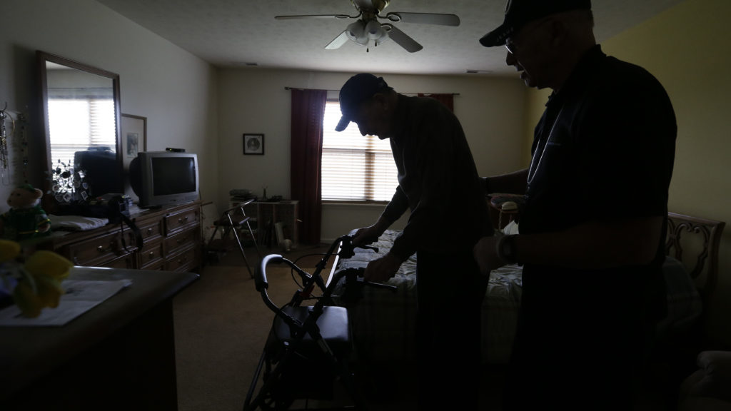 Health aides' low wages threaten home healthcare