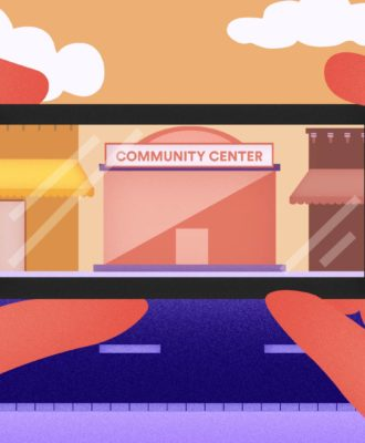 digital community center
