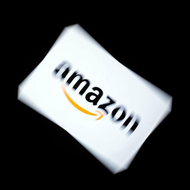 Amazon logo - photo illo