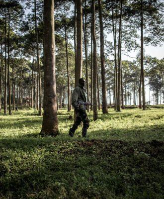 Patrol Ebola Treatment Centre