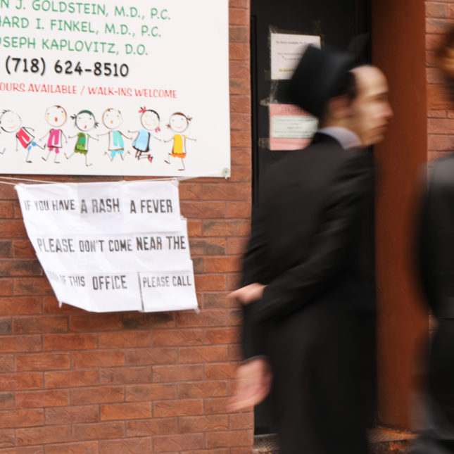 Measles New York City