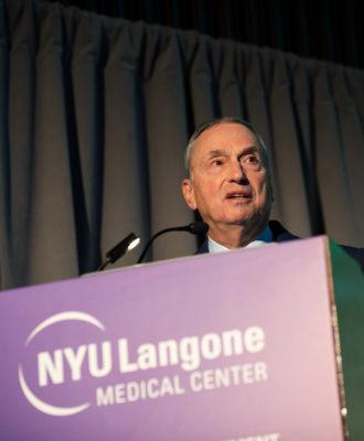 NYU Langone - Dr. Robert I. Grossman