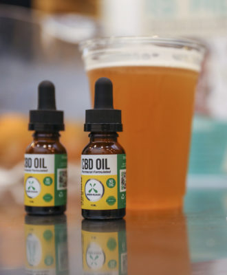 CBD oil - Pharmacist formulated