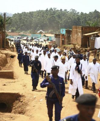 Butembo - epidemiologist