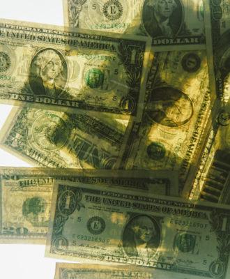 Transparent dollars