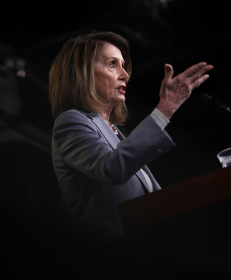 Speaker Nancy Pelosi - May 2019