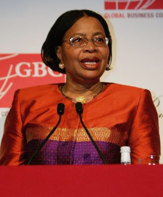 Graca Machel - Coalition On HIV/AIDS