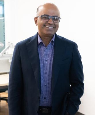 Sekar Kathiresan, Verve CEO