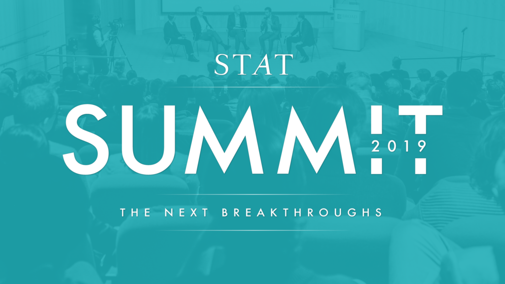 The 2019 STAT Summit: The Next Breakthroughs