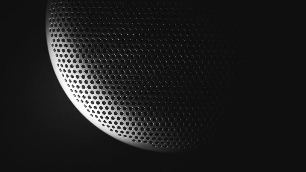 Dark side of the speaker