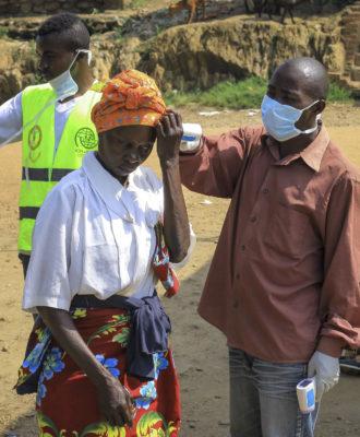 Kasindi - Ebola Outbreak