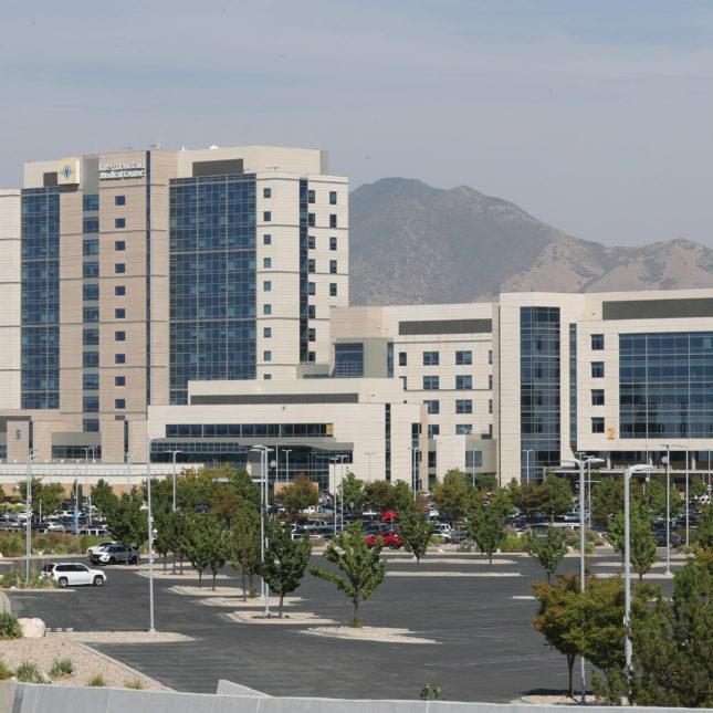 Intermountain Medical Center main campus