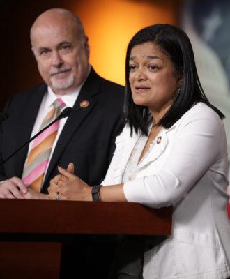 Mark Pocan & Pramila Jayapal
