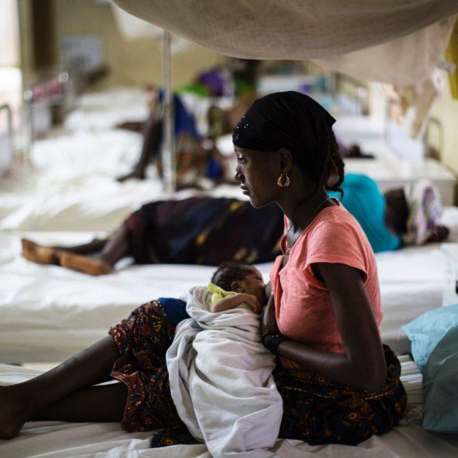 Maternity ward - 2016 Ebola