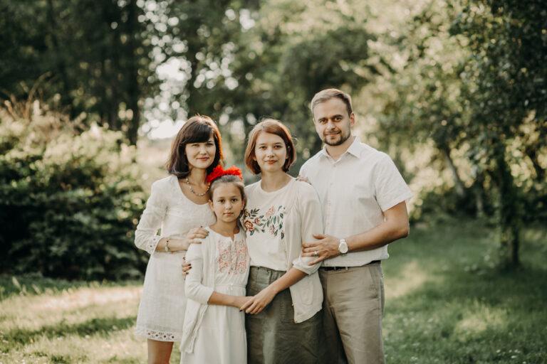 Legkiy family