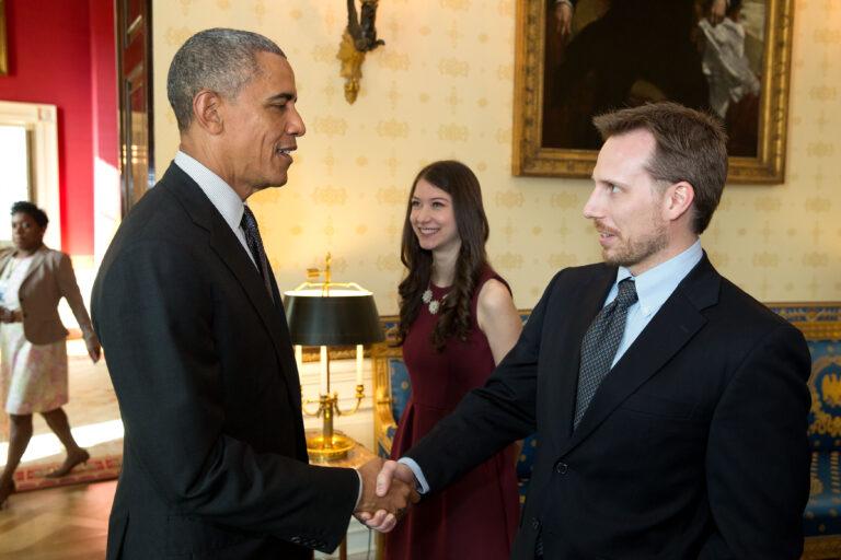 Matt Might & Obama