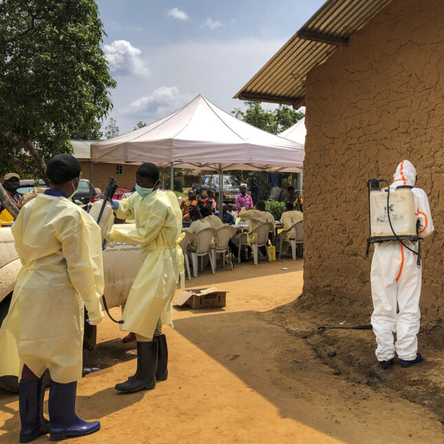 Congo Ebola Outbreak