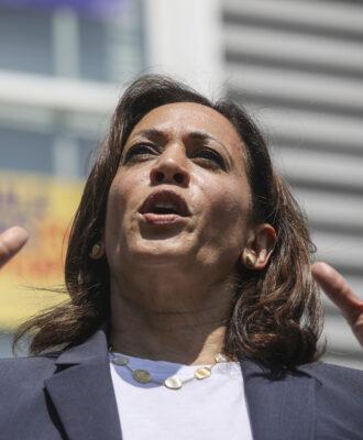 U.S. Sen. Kamala Harris