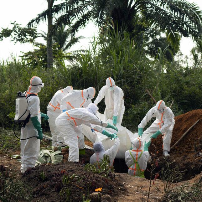 Congo Ebola July 2019